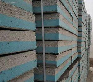 结构一体化免拆模板报价