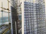 展销结构一体化免拆模板
